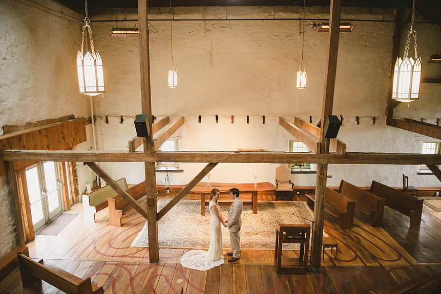 VISTA Venues: The Barn at Bournelyf