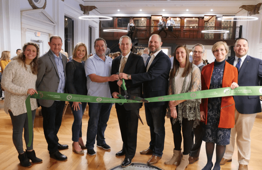 New Co-Working Space Breathes Life into Historic Building in West Chester