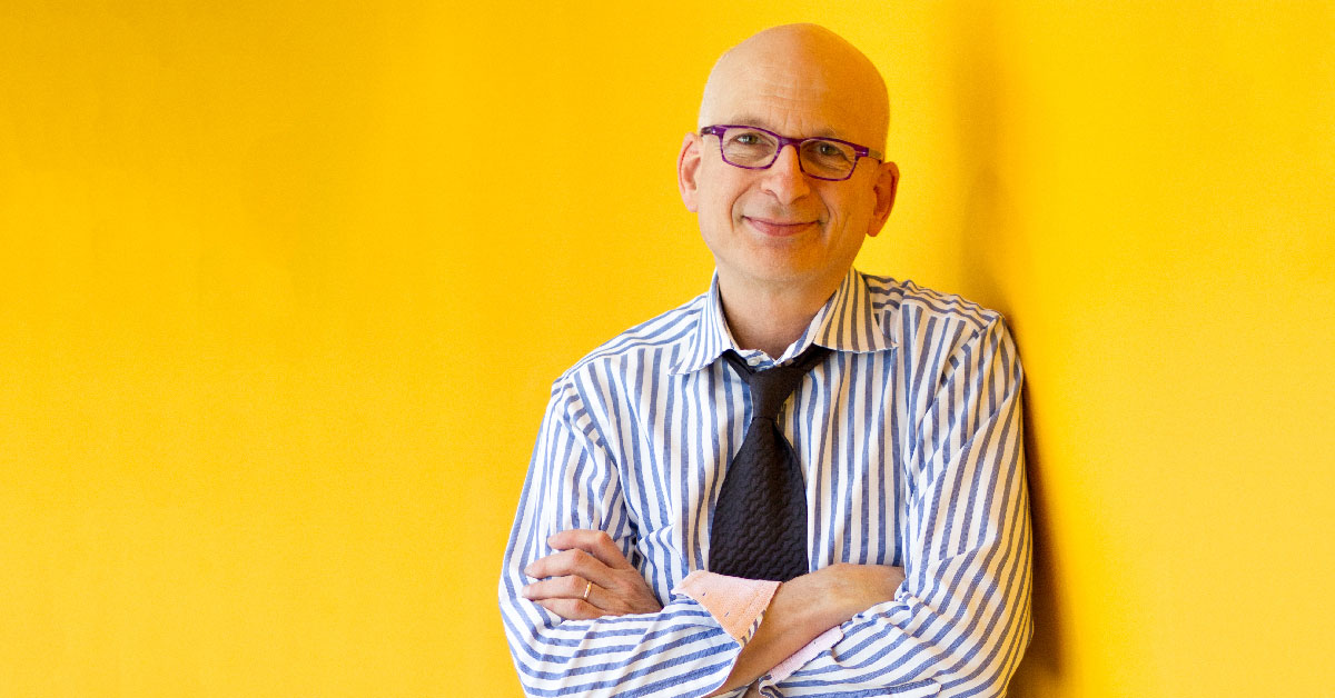 Seth Godin: Time to Use Marketing To Make The World a Better Place