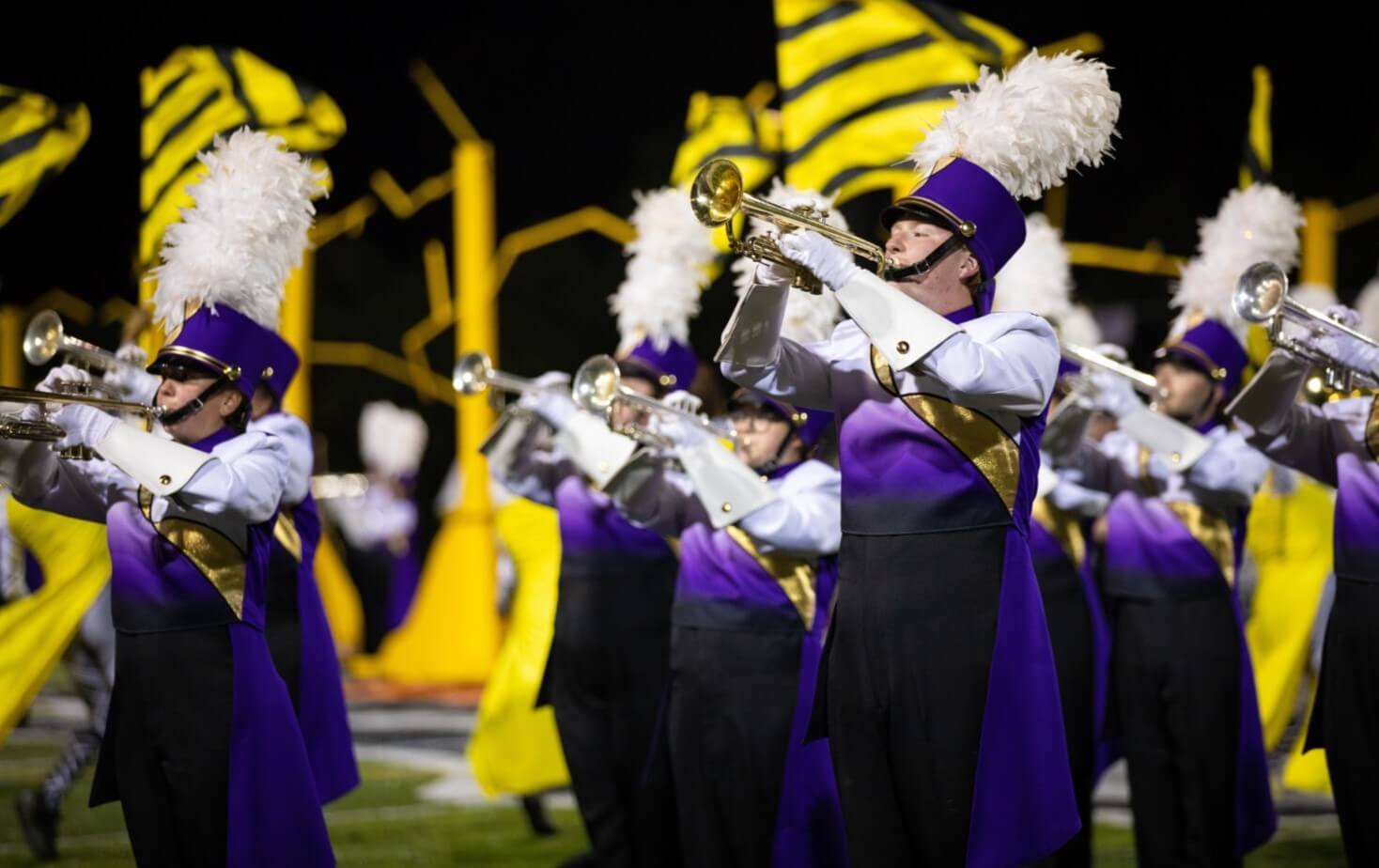 WCU's Marching Band Earns 'Heisman Trophy of the Collegiate Band World'