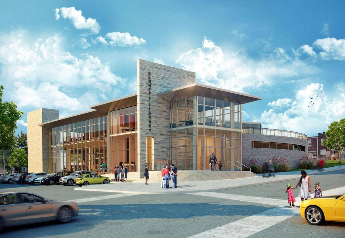 Plans in Place for New $15 Million Library in Kennett Square, Where 'Everyone Will Want to Live'