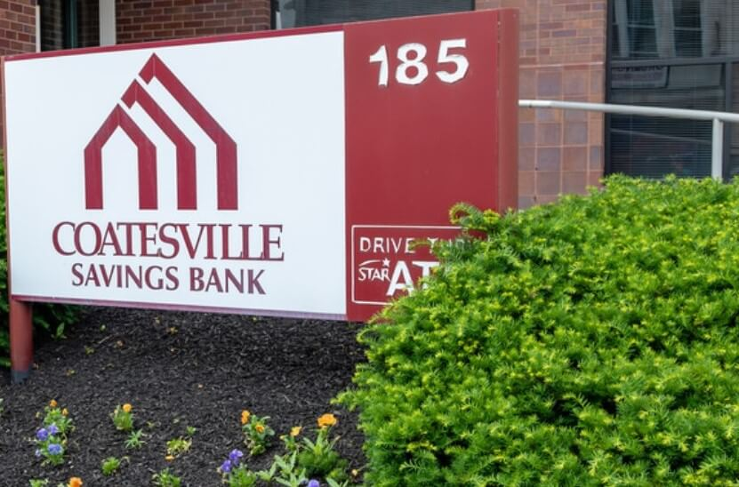 As a Keystone in Chester County's Only City, Coatesville Savings Bank Celebrates Centennial