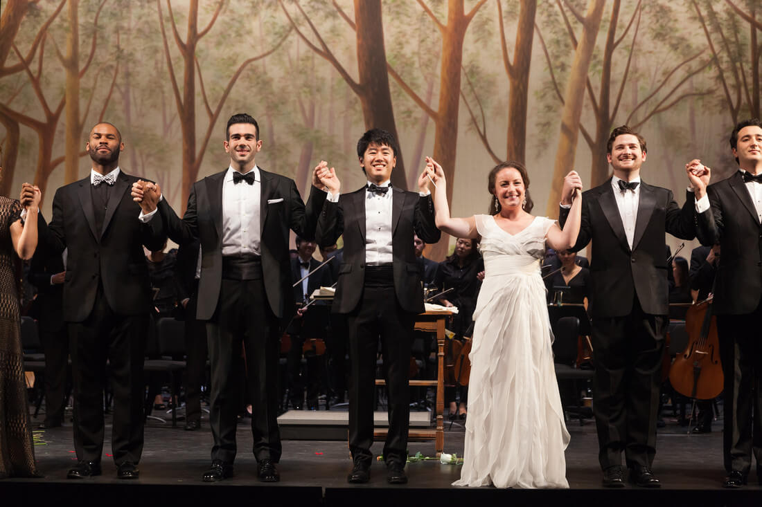 Hear the Future Stars of Opera Saturday at Uptown! in West Chester