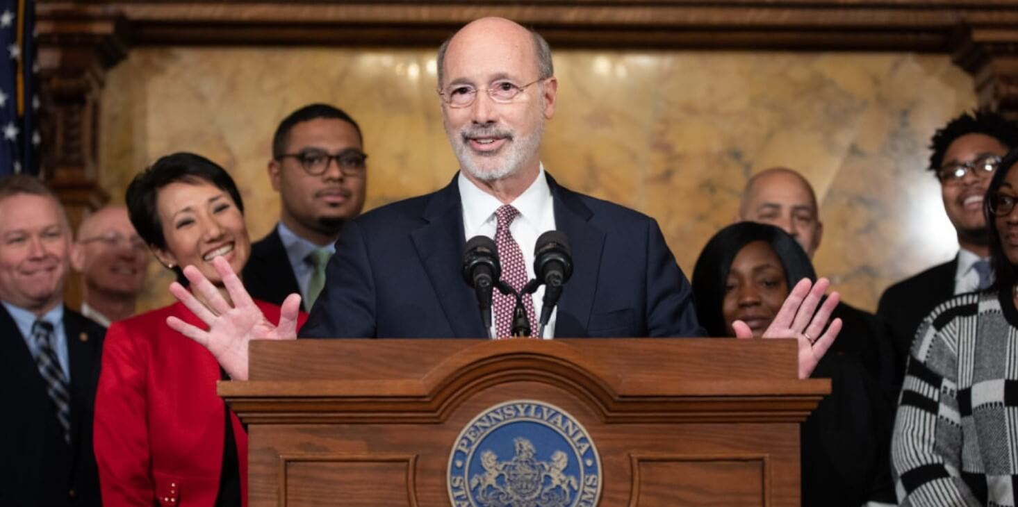 Gov. Wolf Takes Another Shot at Raising Pennsylvania's Minimum Wage