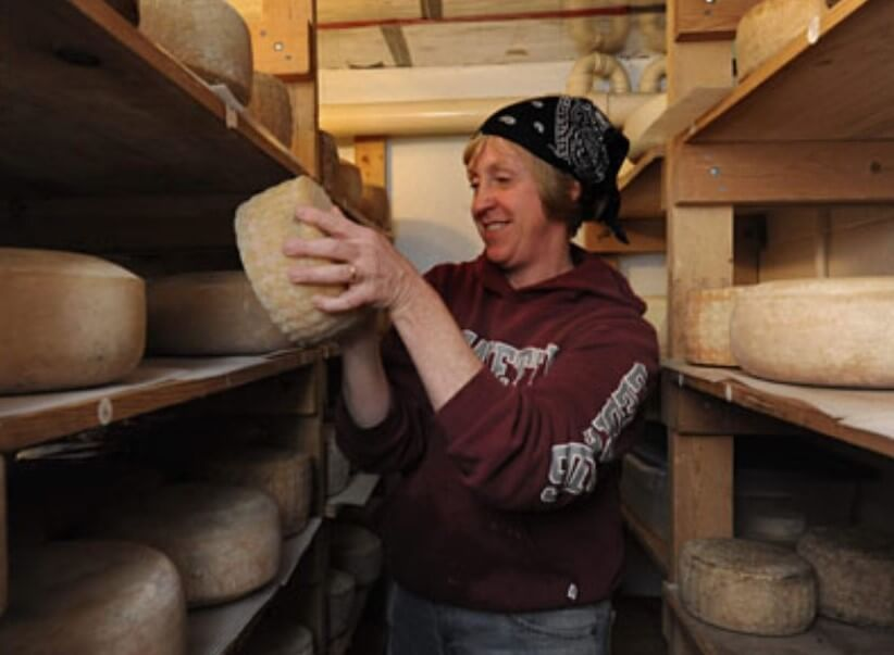 Local Creamery One of Three Nationwide on a Quest to Create a New American Cheese