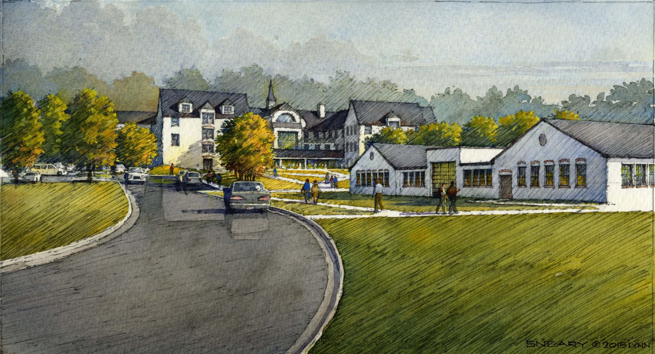 Church Farm School Launches $15 Million Campus Modernization Project