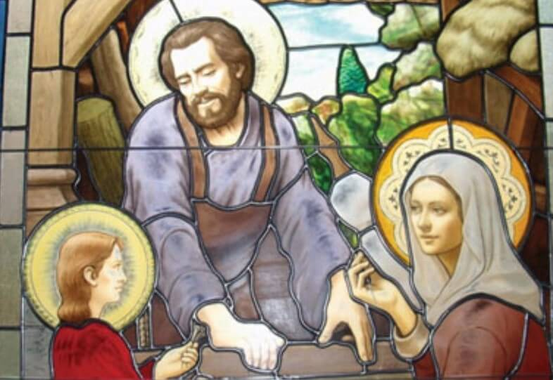 Renaissance of Stained Glass in Sacred Spaces Comes to Catholic Church in Downingtown