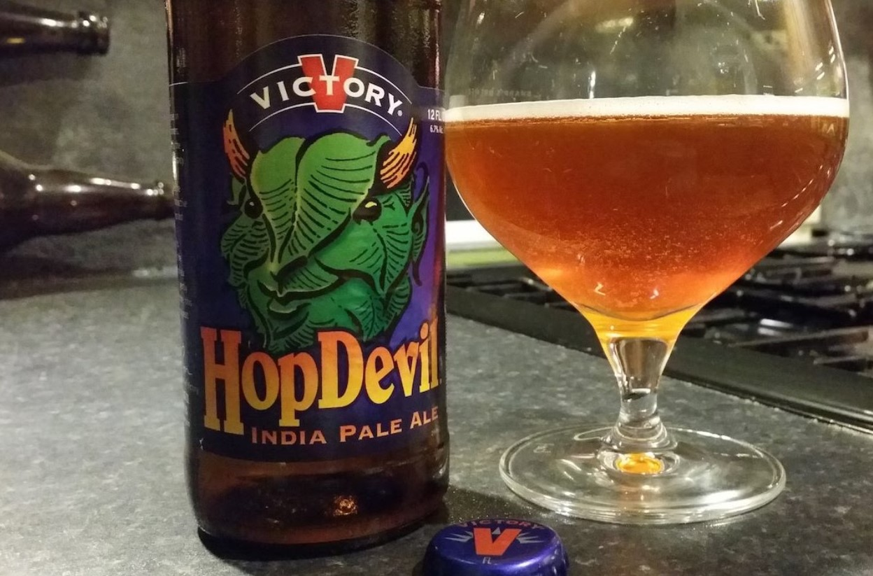 Victory's HopDevil One of the Brews That Propelled the Craft-Beer Industry to Where It Is Today