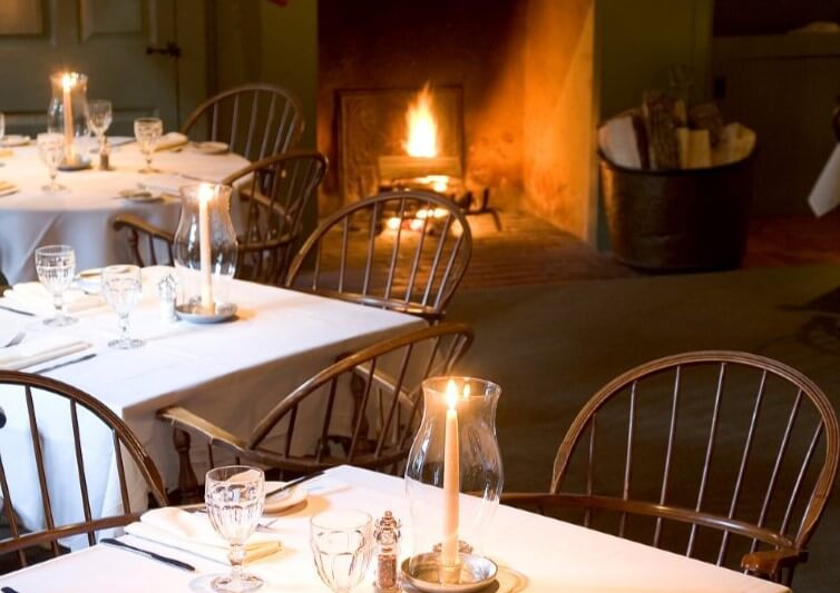 Chester County Home to One of America's Most Romantic Restaurants