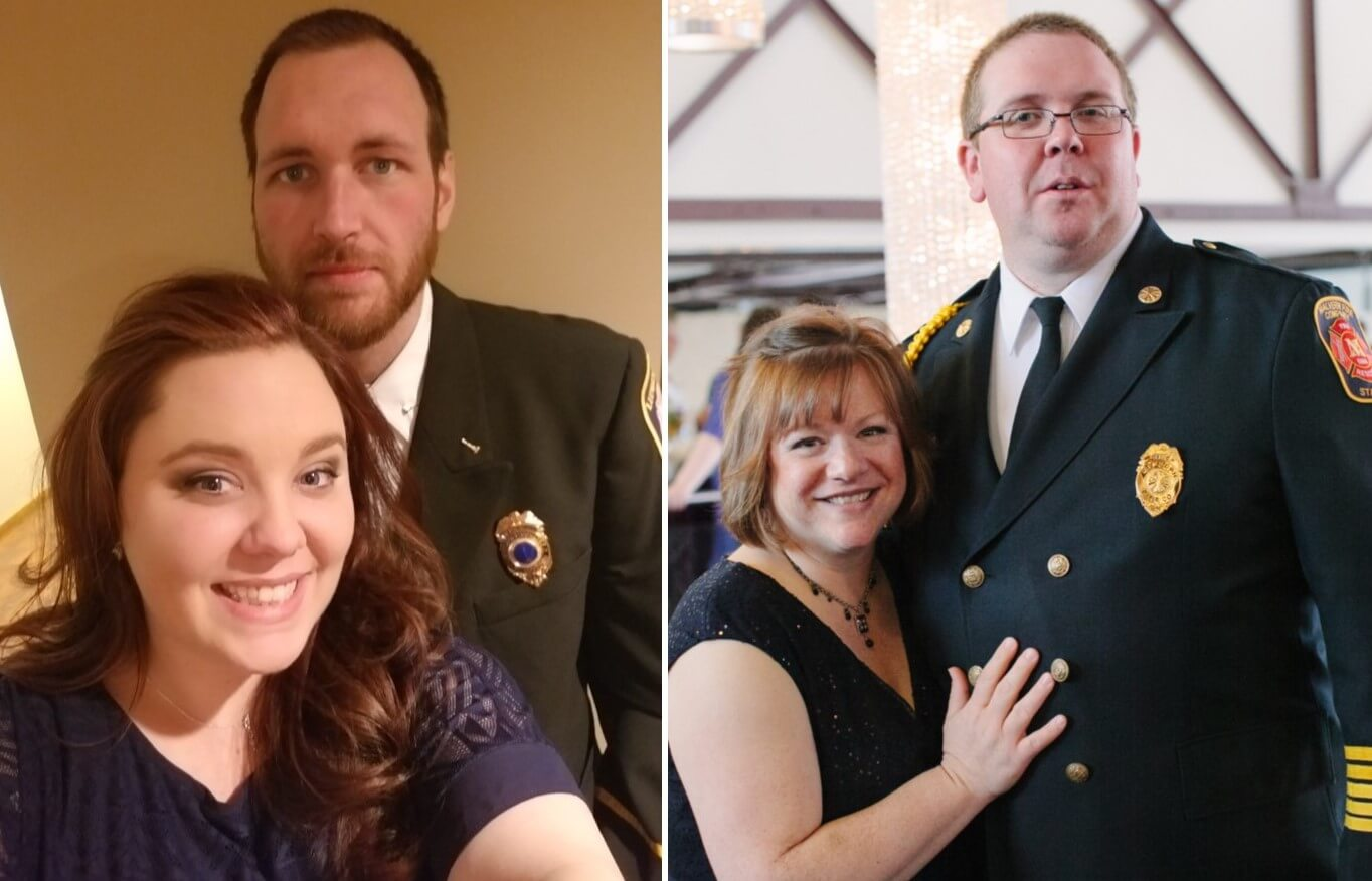 Chester County Fire Chiefs Association Celebrates Volunteer Couples Who Help Fight Fires Together