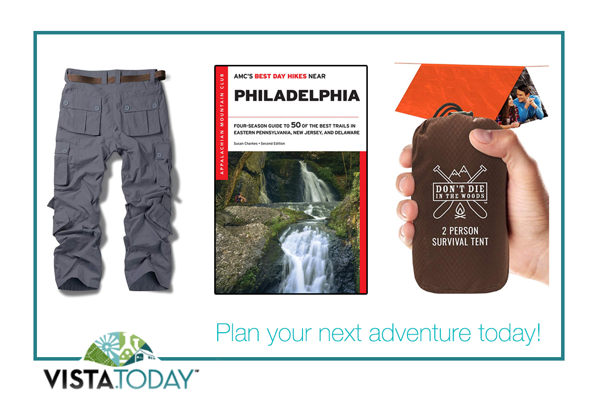 Gear Up: 12 Hiking Essentials for Your First 2019 Day Trip
