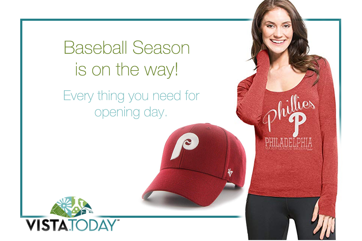 Phillies Gear Ideas to Get You Excited for Opening Day