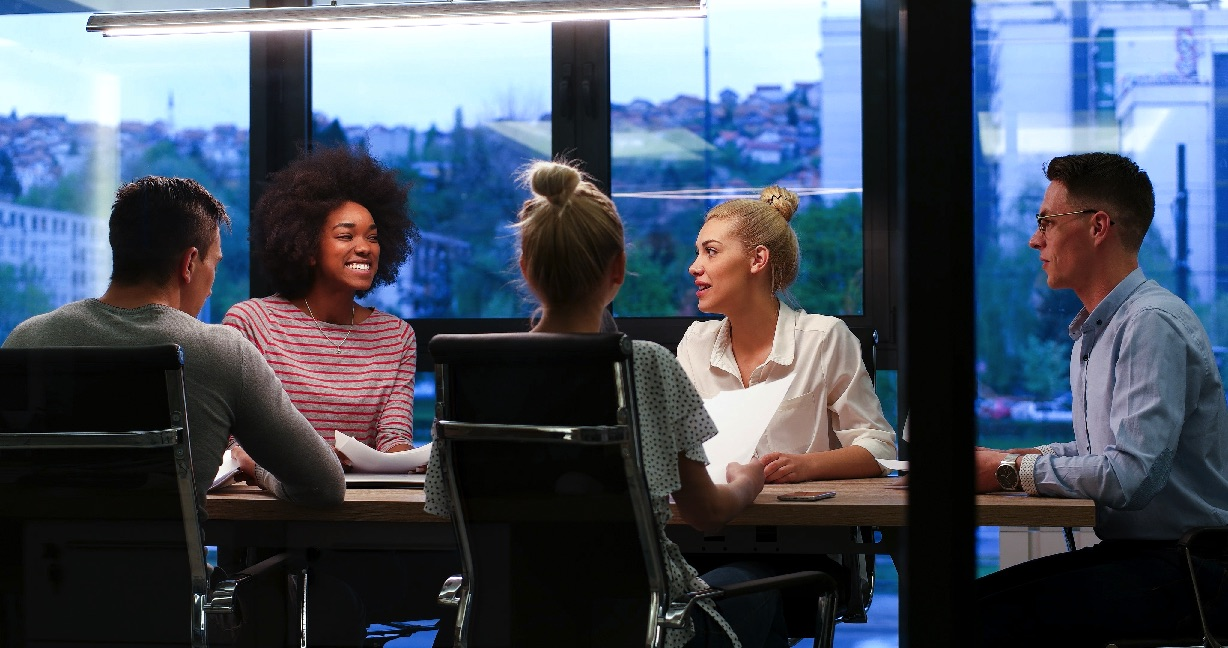 Tori's Time: Where You Sit in a Meeting Matters
