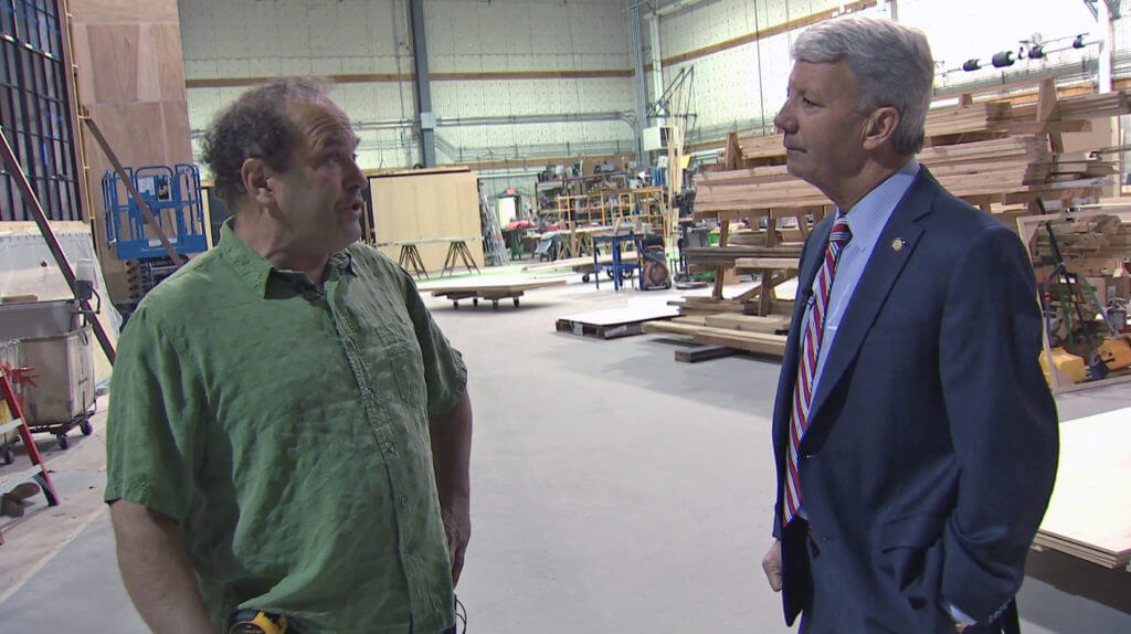 Sen. Tom Killion Calls for Boost to Pennsylvania's Film, TV Industry