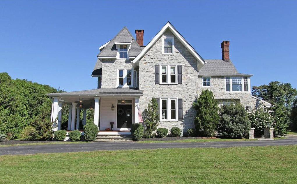 DNB First House of the Week: Impeccably Restored Abode Dating Back to 1870s in Berwyn