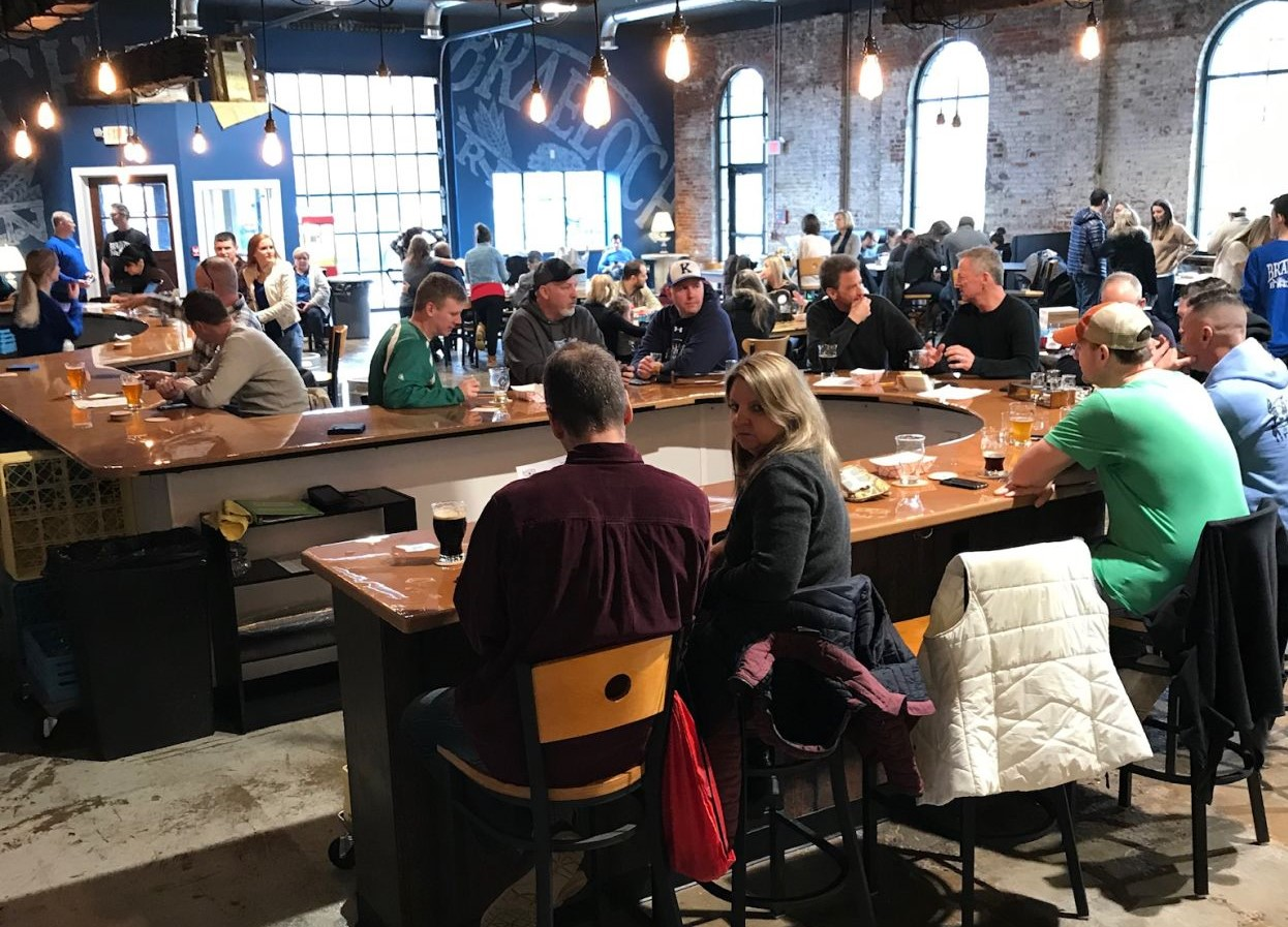 New Brewery in Kennett Square Gives People 'a Third Place' to Enjoy Good Company