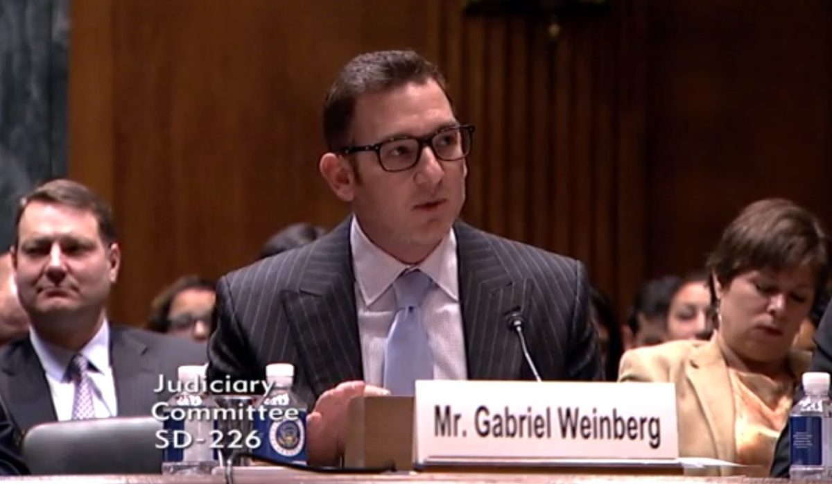CEO of Paoli's DuckDuckGo Asks Senate to Address Google, Facebook's Duopoly of Digital-Ad Market