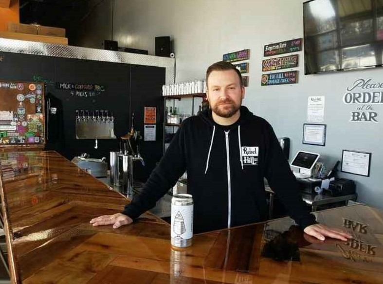 Rebel Hill Proves to Be a Fine Addition to Phoenixville Area's Craft-Beer Scene