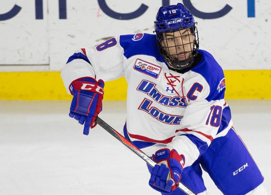 Unionville Grad Inks Entry-Level Contract with NHL's Best Team