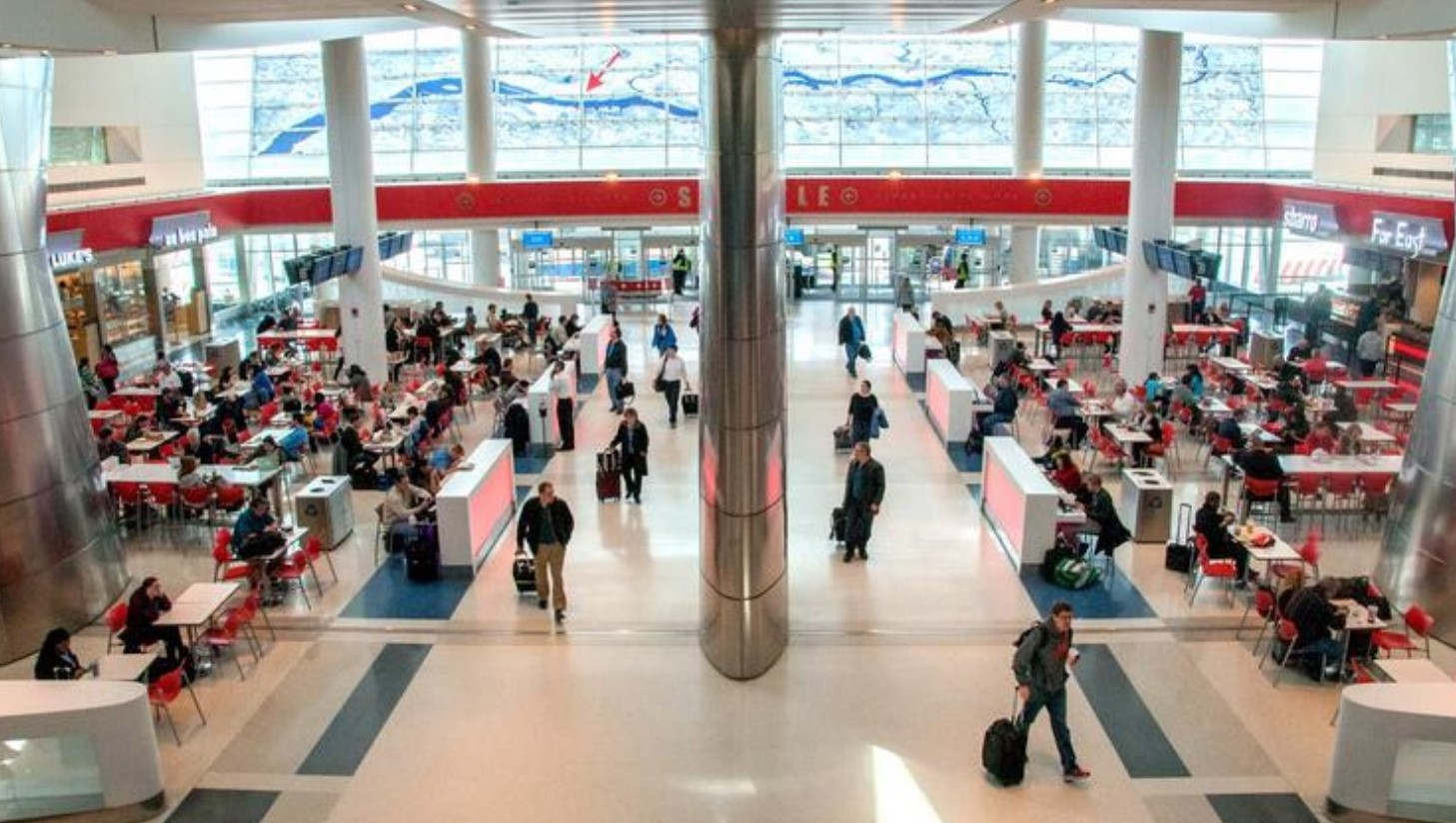 Why Philadelphia Airport Is Seeing Its Largest Number of Passengers in a Decade
