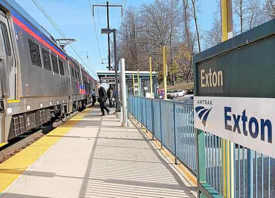 Consulting Firm Seeks Public Input on Plans for New Train Station Between Exton, Malvern
