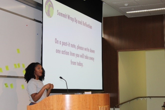 CCFWG's Girls in Action Summit Inspires, Engages High School Girls in Grantmaking and Leadership