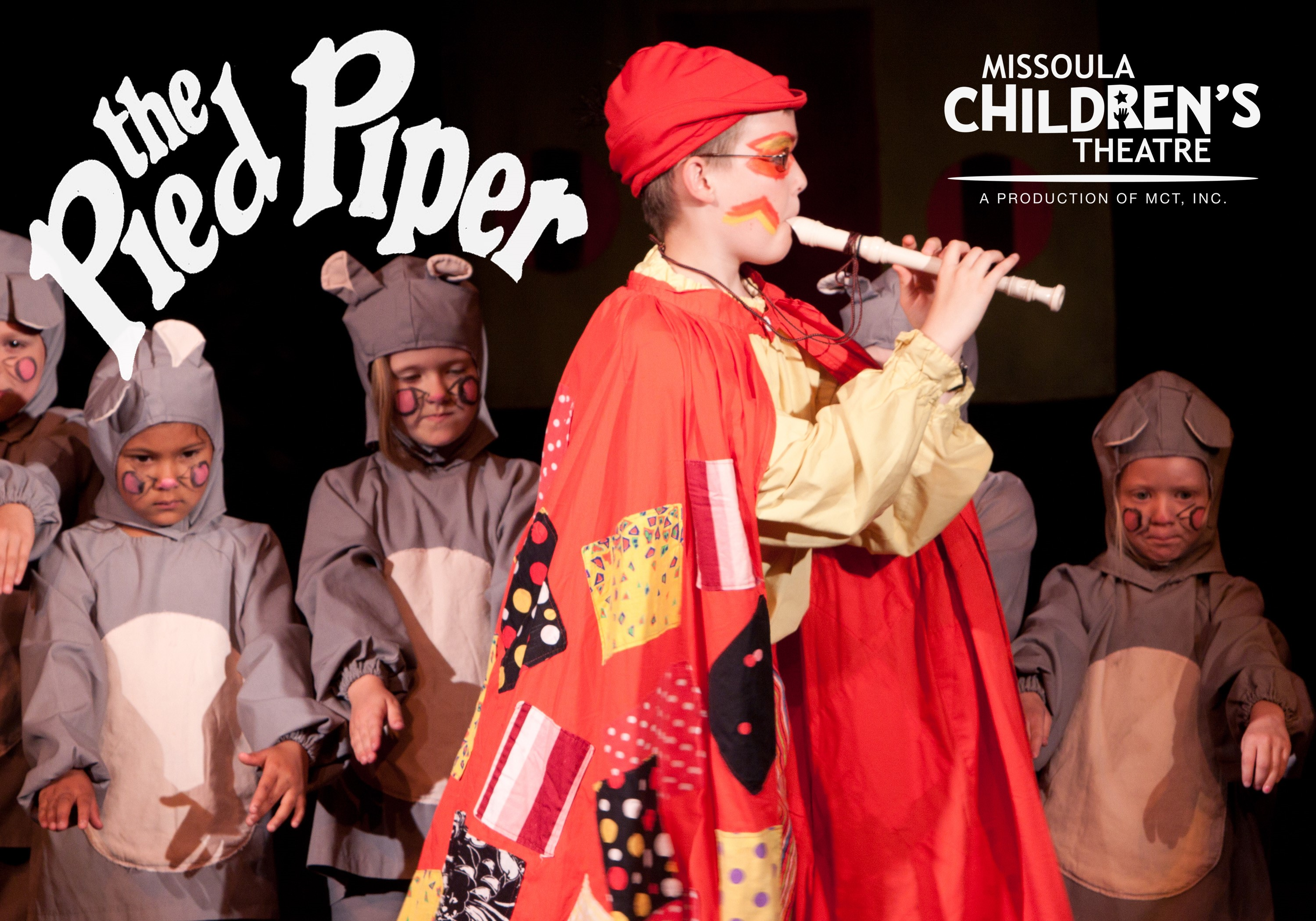 Fifty Local Children to Appear in Production of 'The Pied Piper' Saturday at WCU