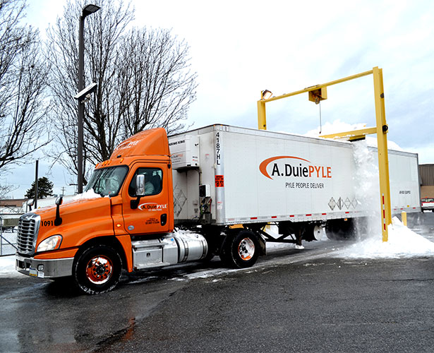 New Partnership Enables West Chester's A. Duie Pyle to Expand Service to West Coast