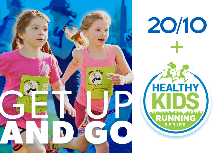 20/10 Solutions Creates a Brand Promise Healthy Kids Running Series Can Run With