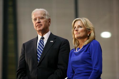 WCU Grad, Former Second Lady Jill Biden Returns to Spotlight After Joe Announces Presidential Run