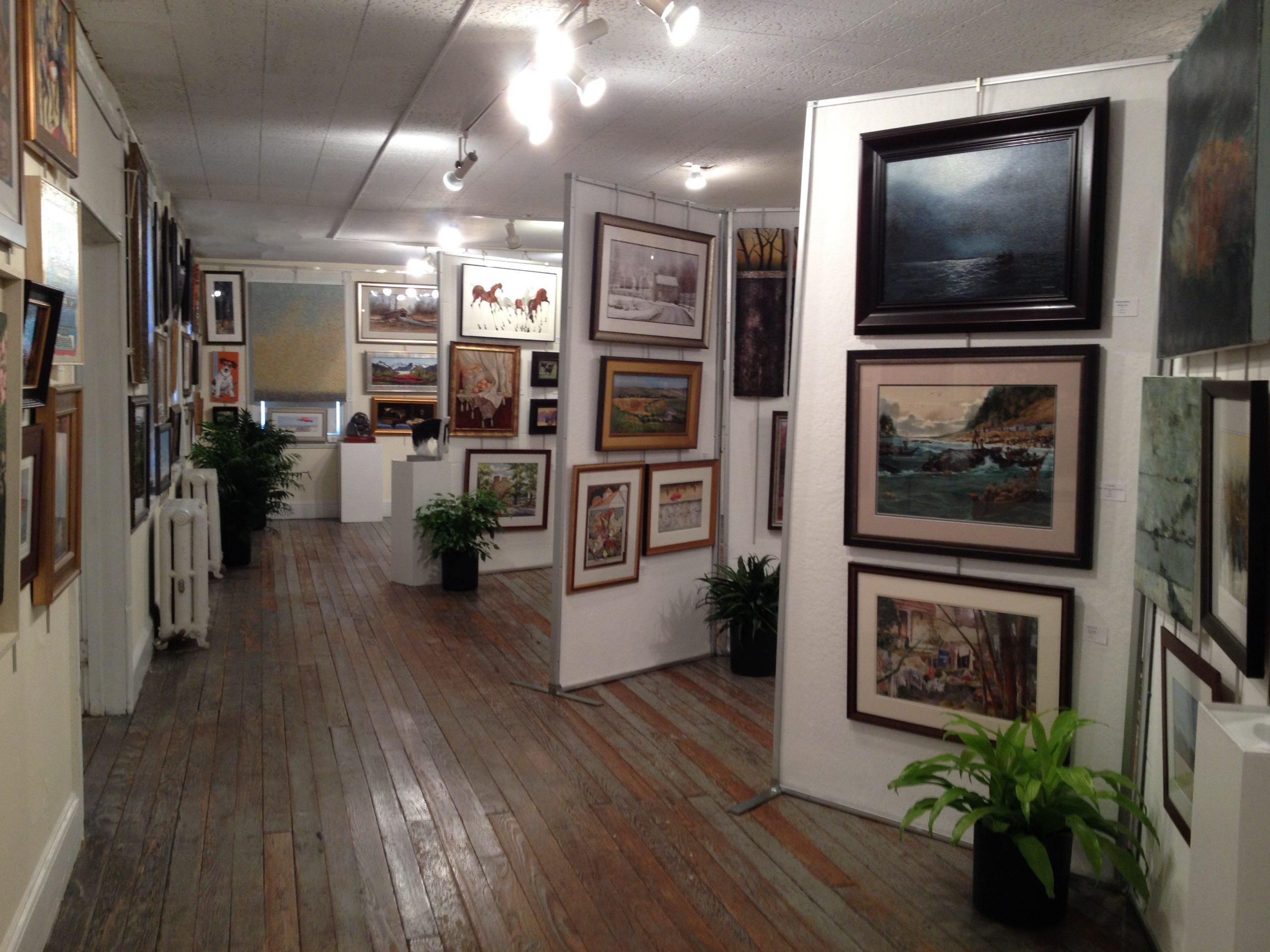 Historic Yellow Springs to Host 46th Annual Art Show Sponsored by Malvern Bank