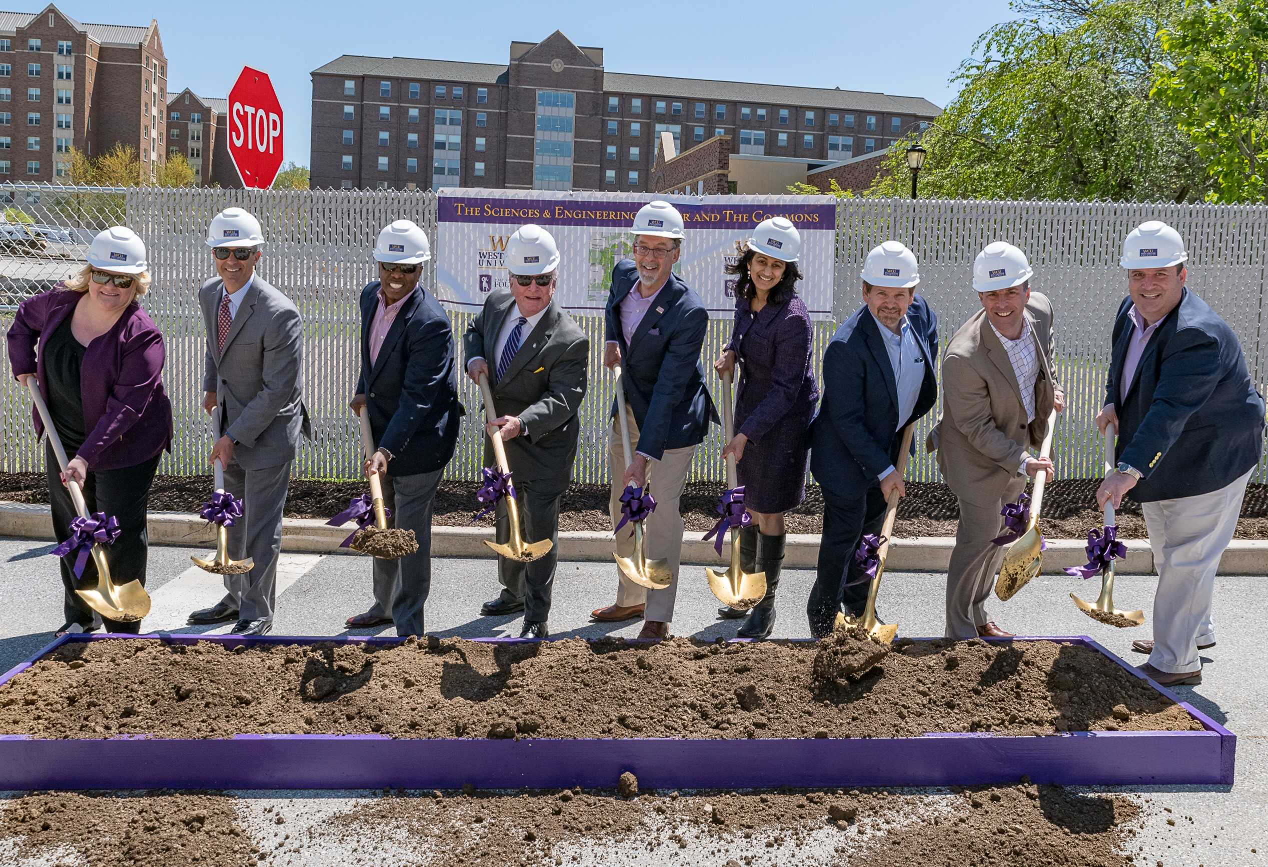 Groundbreaking Enables WCU to 'Create New Possibilities, Great Opportunities' for More Students