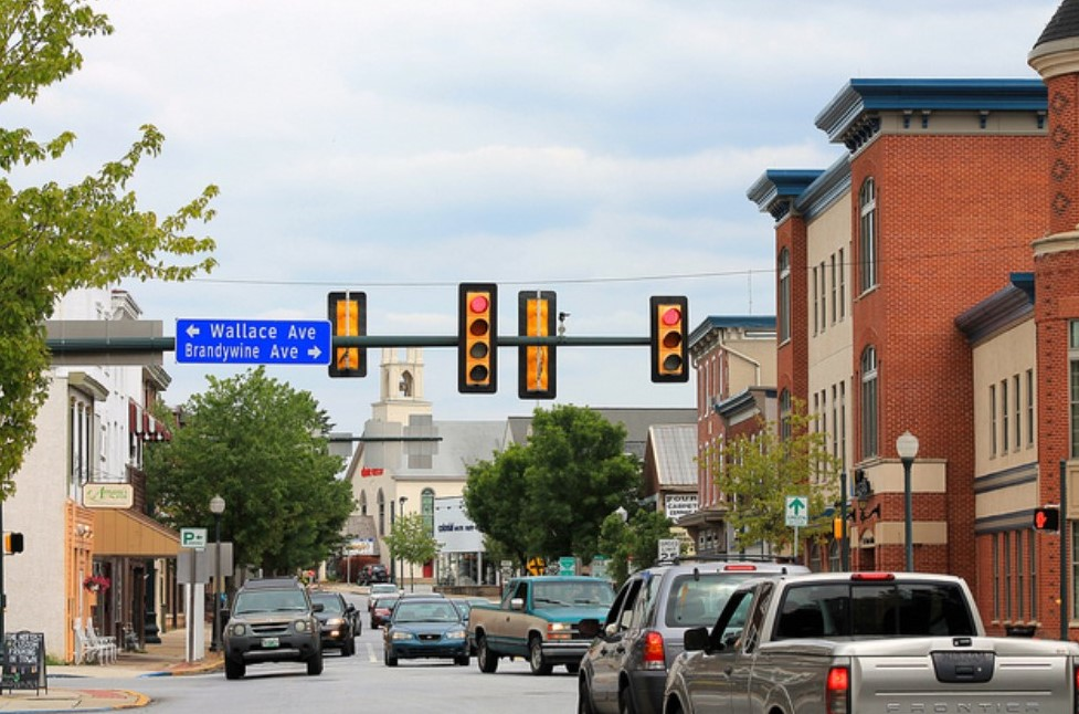 Hit the Brakes! Chester County Home to Two of the Three Worst Driving 'Cities' in Pennsylvania