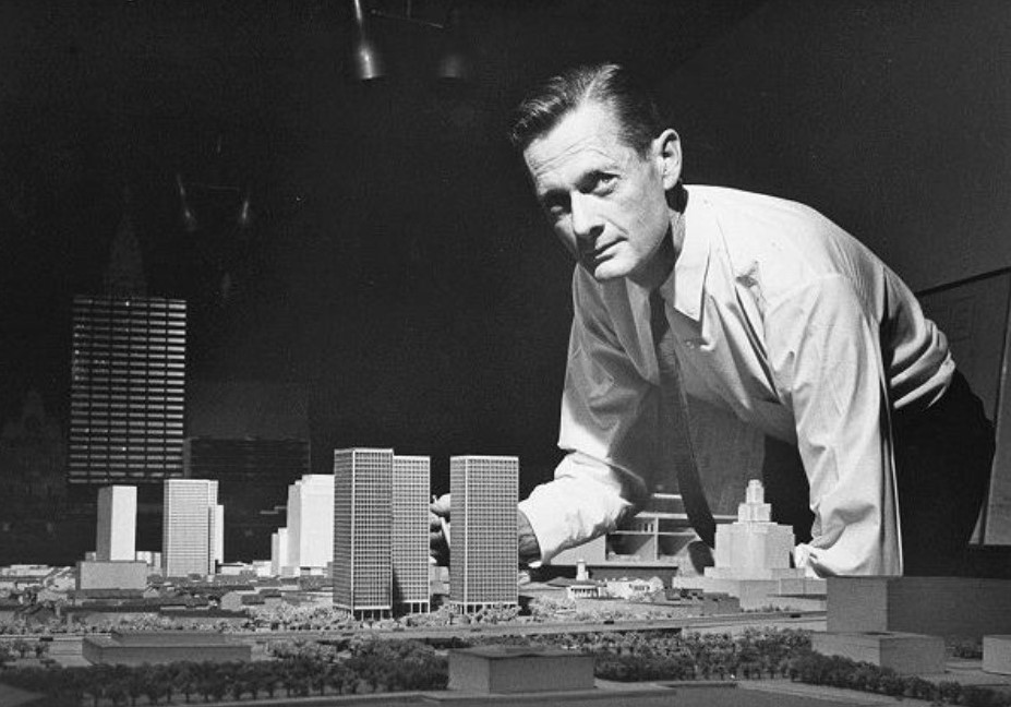 Photo Project Offers Intimate View of Late Architect from Phoenixville, the Father of Modern Philadelphia