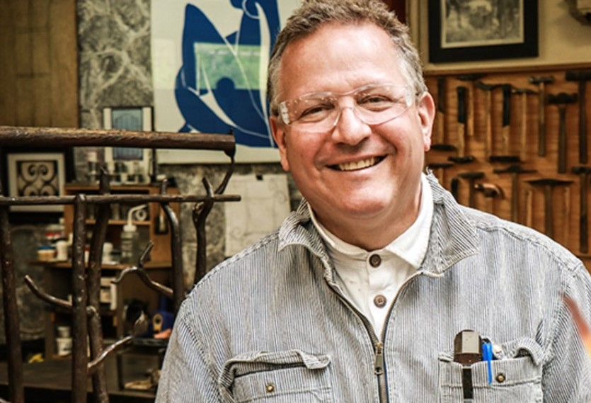 Exton Coppersmith Keeps Trade Alive by Creating Pieces Both Beautiful and Functional