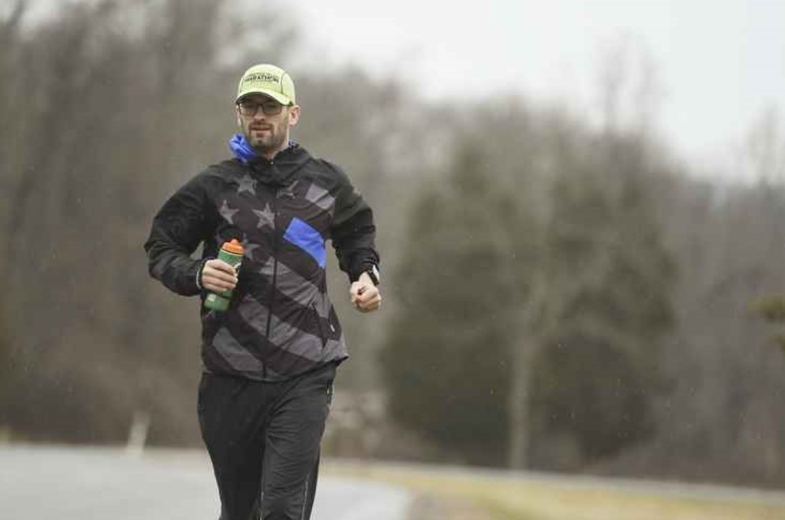 Employee of Exton's DSM Biomedical Laces Up His Running Shoes to Raise Awareness of This Cause