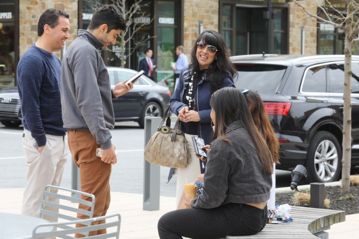 King of Prussia Town Center Brings City Living to Suburbs … Along with Its Parking Problems