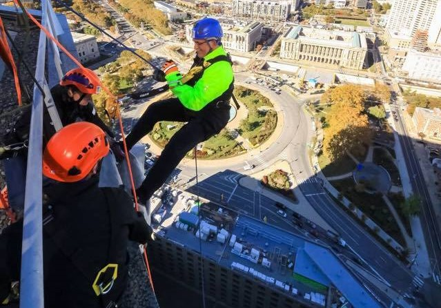 Support Bill Ronayne, a Champion of Chester County, as He Goes 'Over the Edge' for Fundraiser