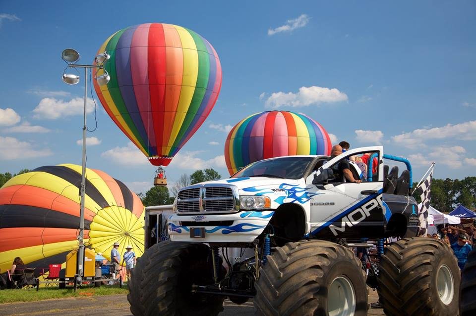 Chester County Balloon Festival Filled with Family Fun on the Ground, in the Air