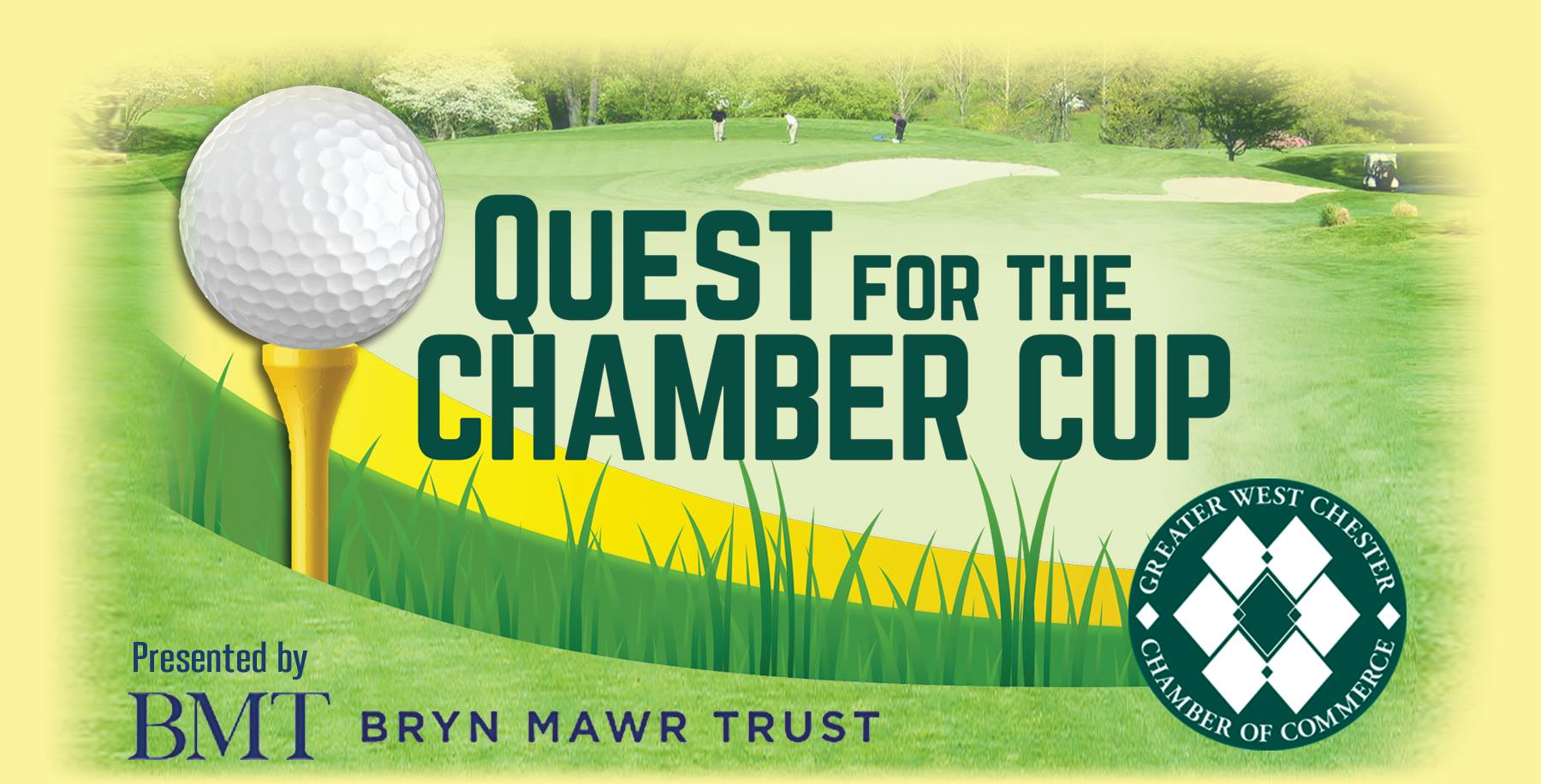 Registration Opens for GWCC's Quest for the Chamber Cup Golf Outing