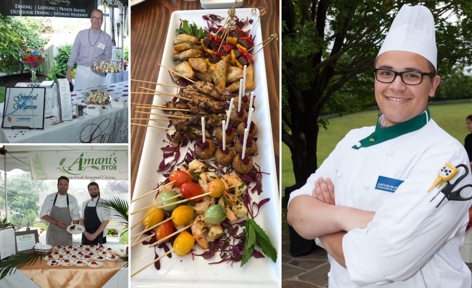 Brandywine Health Foundation's Garden Party Aims for Milestone with 'A Glimmer of Greece'