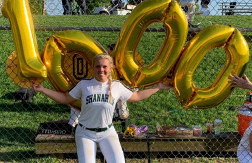 Bishop Shanahan Softball Pitcher Reaches Incredible Milestone