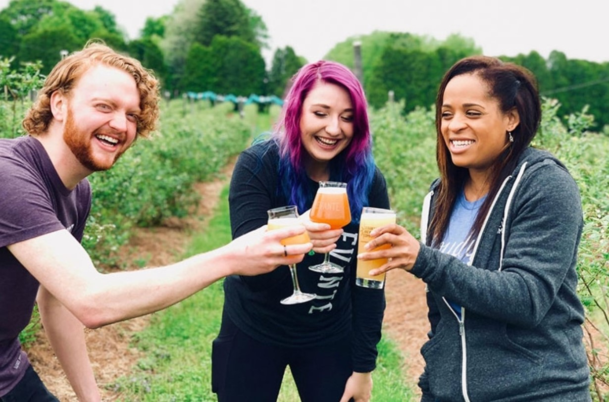 West Chester's Levante Brewing to Bring Pop-Up Beer Garden to Highland Orchards This Summer