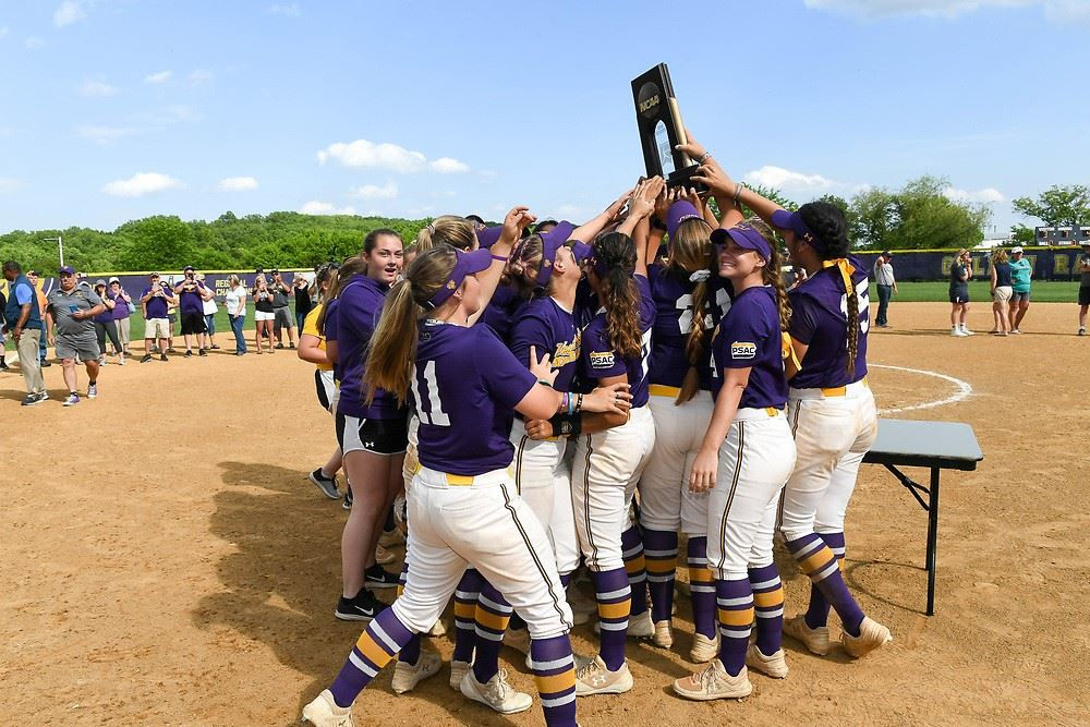 WCU Softball Team Advances to Finals of NCAA Tournament, Begins Quest for National Title Today