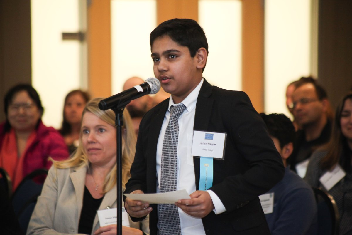 Young Entrepreneur Brings a Little Positive Energy into the World