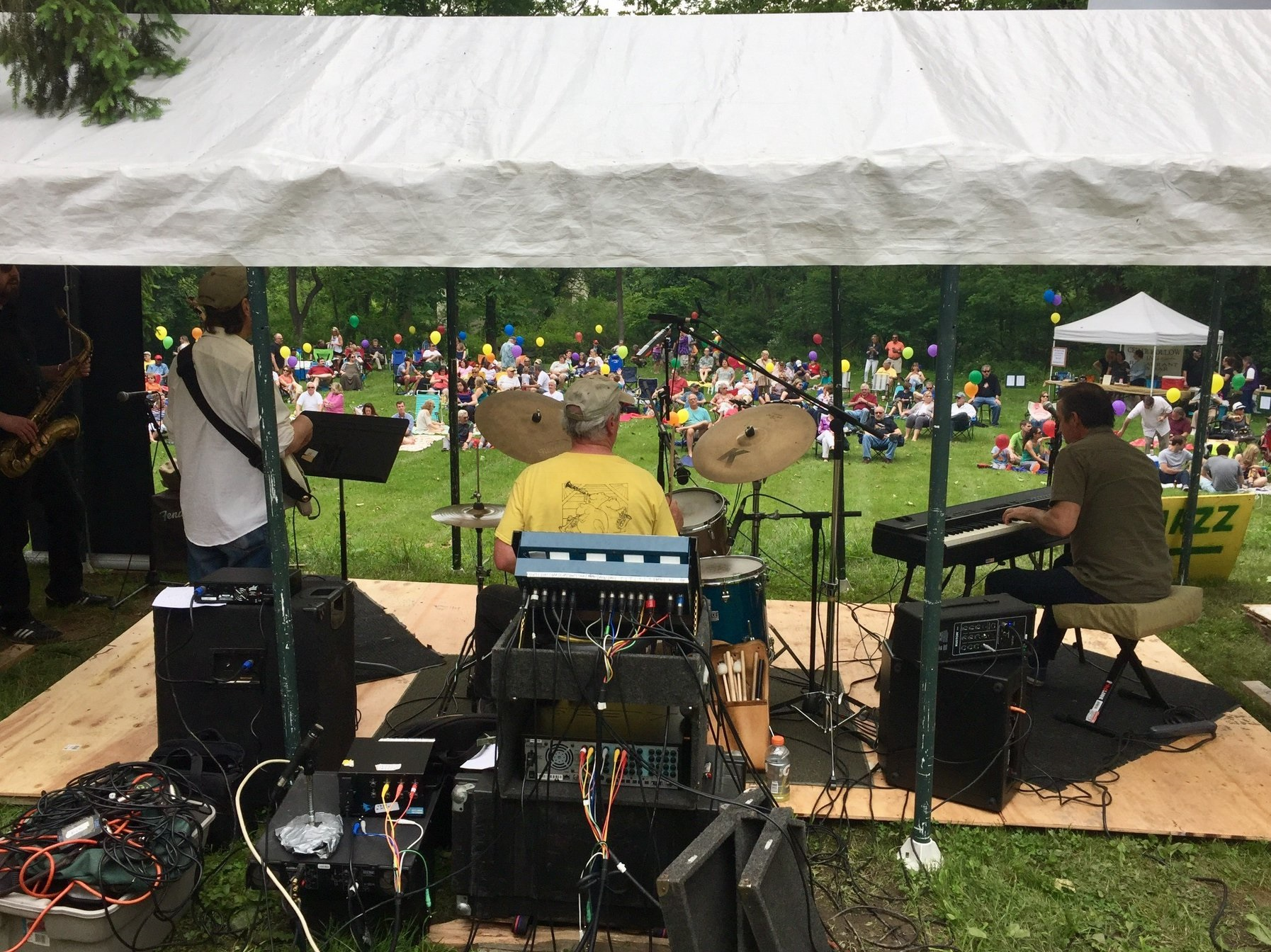 Historic Yellow Springs to Host Jazz at the Springs, Free Fun the Whole Family Can Enjoy, on Sunday