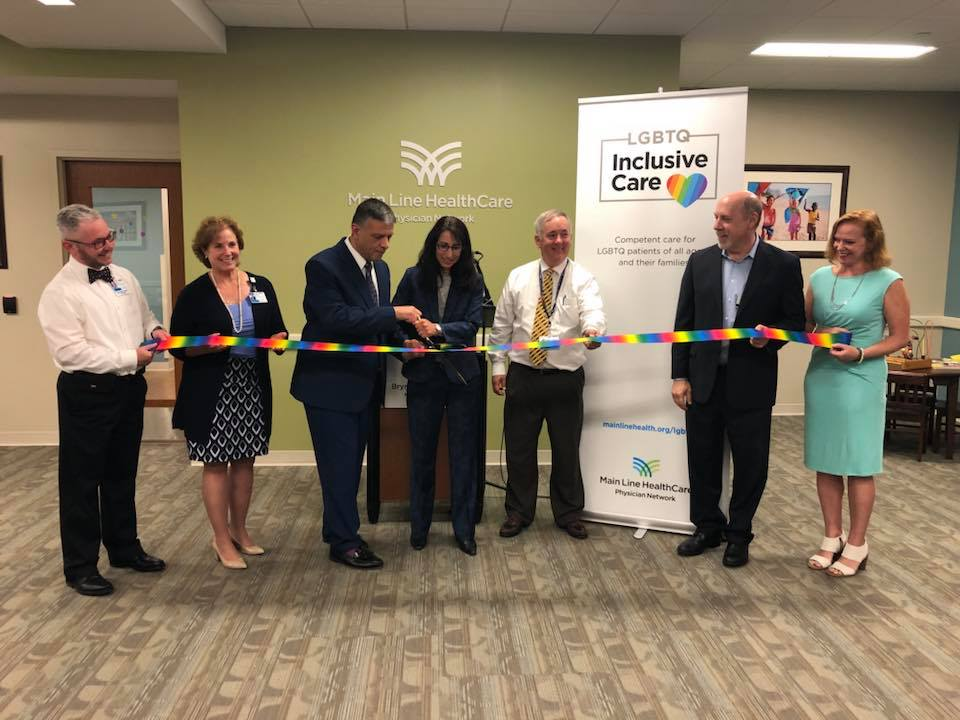 Main Line Health Provides Specialized, Welcoming, Competent Care for LGBTQ Community