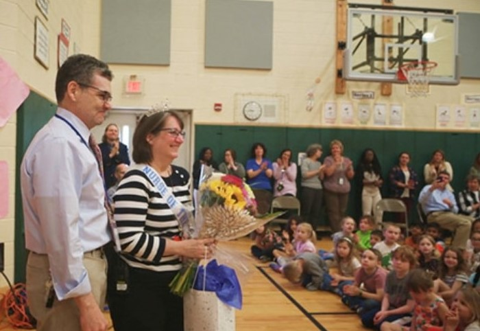 Independence Blue Cross Honors Nurse at Pocopson Elementary School with Its Celebrate Caring Award