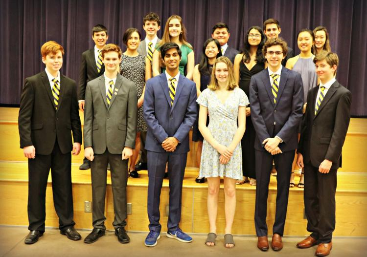 Rustin High School's Science Olympiad Team to Compete in National Tournament Again