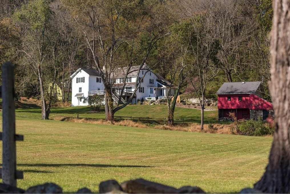 DNB First House of the Week: 1790s Farmhouse Set on 10 Tranquil Acres in Phoenixville